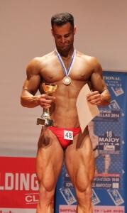 Mr Hellas 2014 (body athletic 1) 2014 - ΑΝΤΩΝΗΣ ΓΙΑΝΝΟΥΛΗΣ